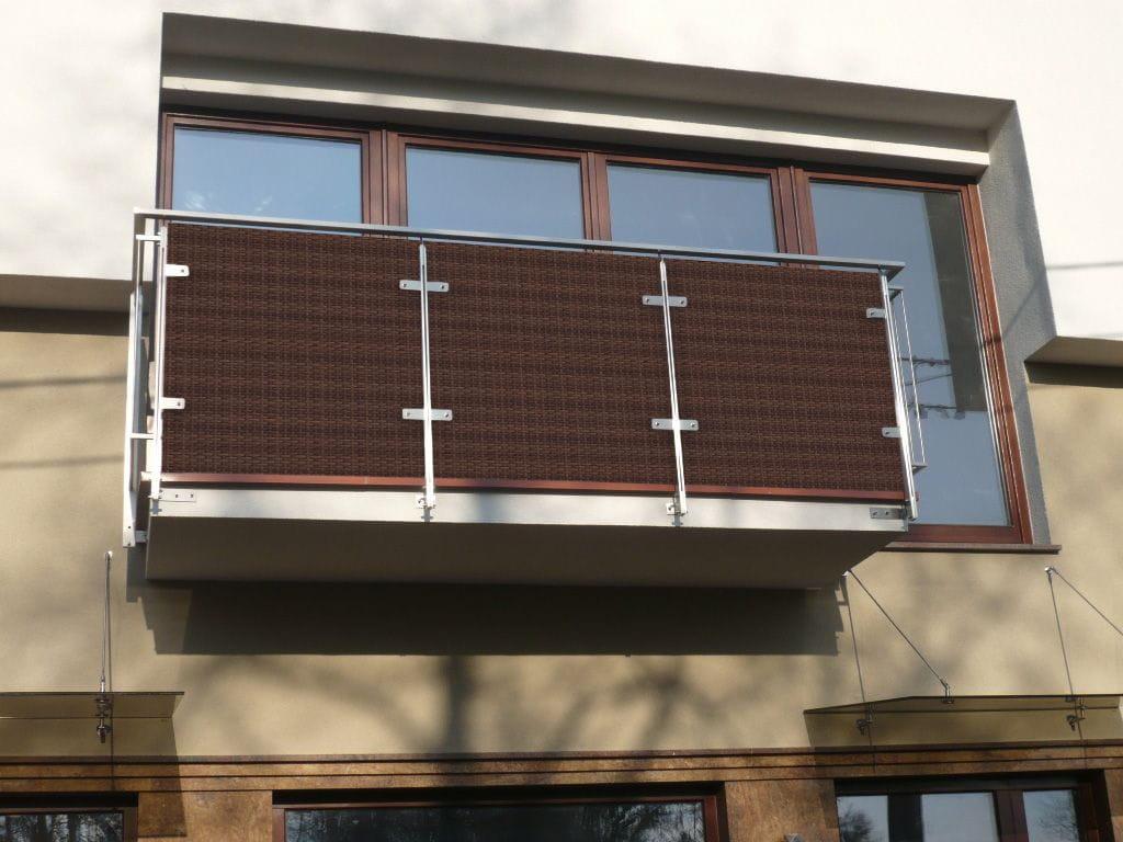 mata os ona na balkon z technorattanu. Black Bedroom Furniture Sets. Home Design Ideas