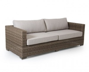Sofa technorattanowa LEMANS (kolor naturalny)