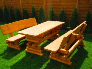 Drewniane Meble Ogrodowe Ogrodolandiapl