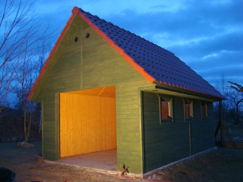 Budowa Garażu Drewnianego Krok Po Kroku Ogrodolandiapl