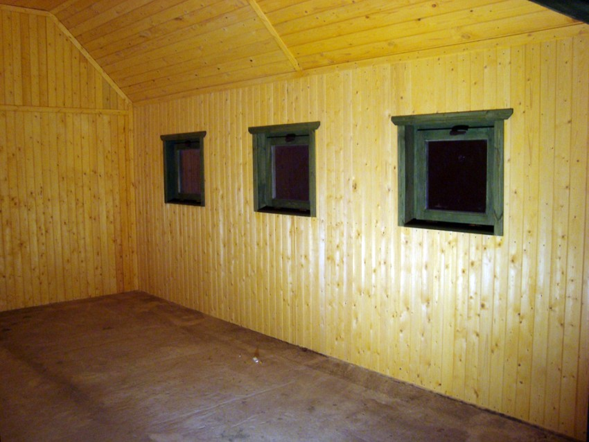 Góra Budowa garażu drewnianego - krok po kroku - Ogrodolandia.pl PP96