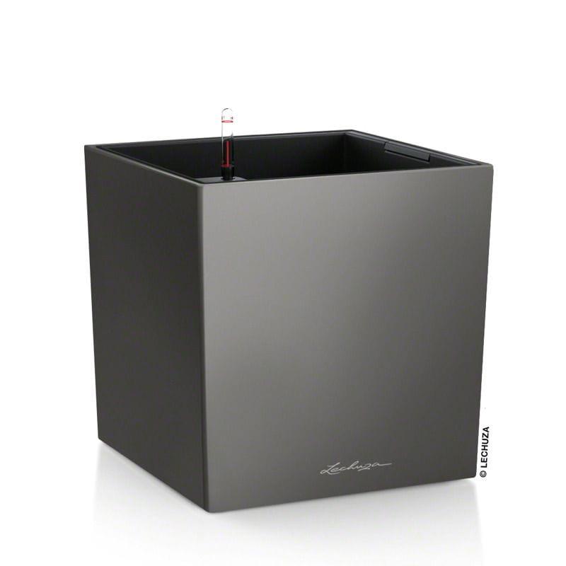 kwadratowa du a donica cube 40. Black Bedroom Furniture Sets. Home Design Ideas