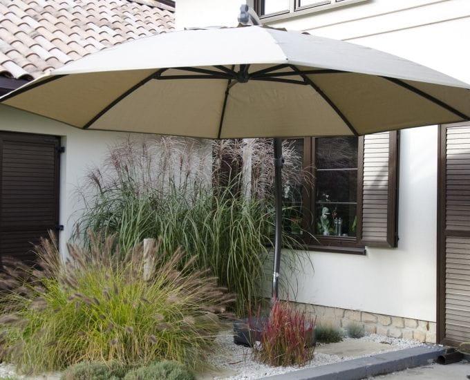 parasol ogrodowy sun garden easy sun. Black Bedroom Furniture Sets. Home Design Ideas
