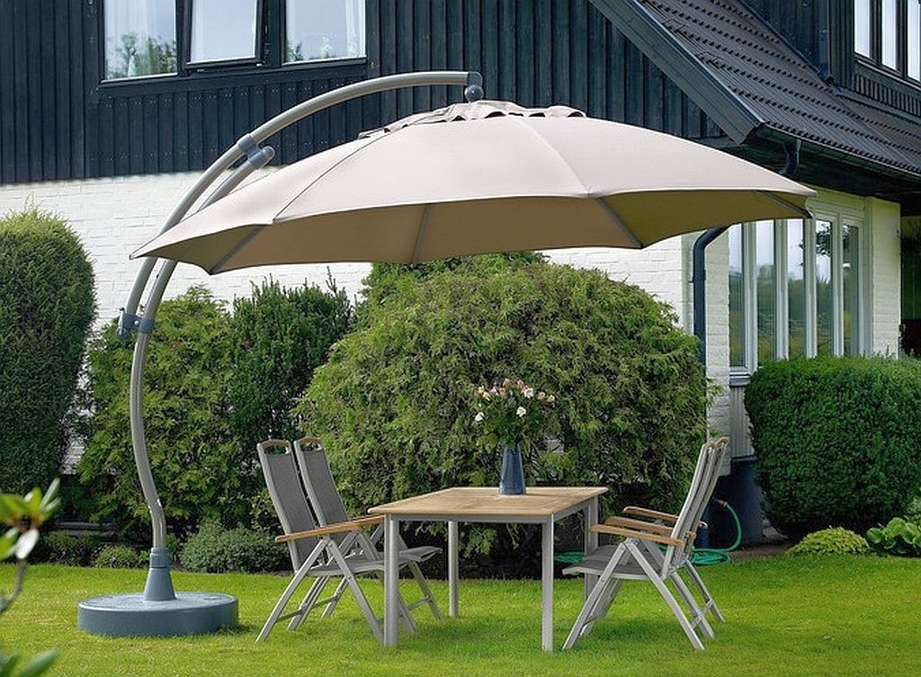 parasol ogrodowy sun garden easy sun. Black Bedroom Furniture Sets. Home Design Ideas