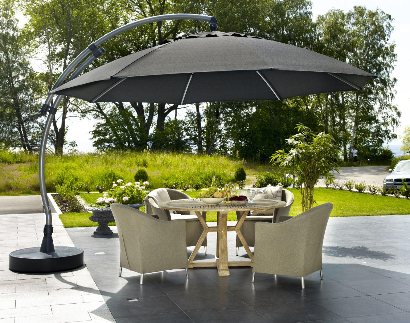 Parasol ogrodowy Sun Garden Easy Sun - Ogrodolandia.pl