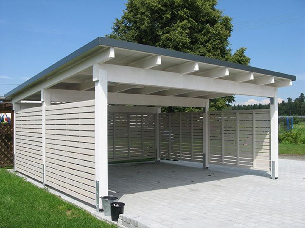 Carport garage ideas